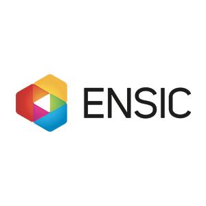 Logo de l'ENSIC