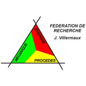 Logo Fédération de recherche J.Villermaux