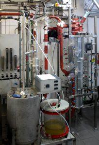 Laveur gaz four fluidisé © LRGP
