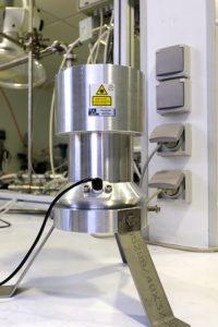 Mesure dynamique de l'épaisseur d'un dépôt de filtration © LRGP