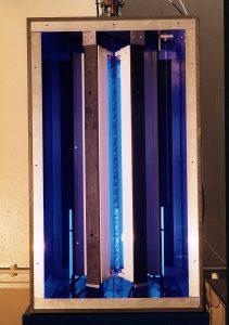 Réacteur photocatalytique tubulaire © LRGP