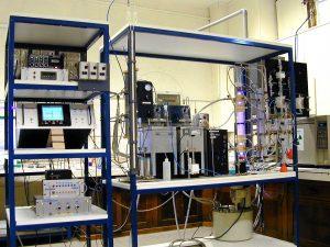 Réacteur photocatalytique annulaire © LRGP